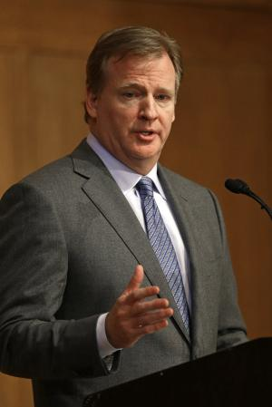 Goodell: NFL 'can and must' make football safer