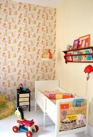 10 wallpapers that transform kids' bedrooms