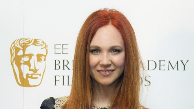 British actress Juno Temple poses during a photo call at the announcement of nominations for the EE Rising Star Award 2012, at the British Academy of Film and Television Arts headquarters at Piccadilly in London, Monday, Jan. 7, 2013. (Photo by Joel Ryan/Invision/AP)