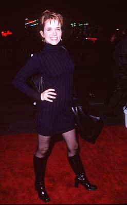 Premiere: Lea Thompson at the premiere of Paramount's Titanic - 12/14/1997