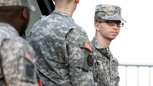 Bradley Manning: Judge Denies Dismissal, Sets Trial Date
