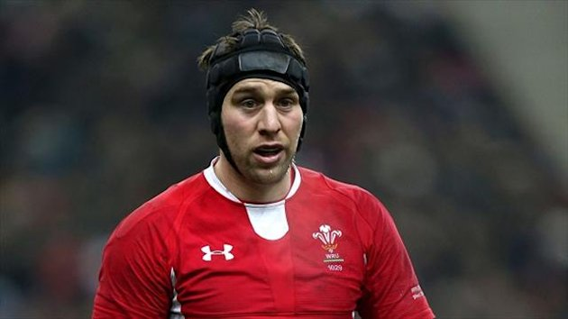 Ryan Jones will miss the RBS 6 Nations with a hamstring injury
