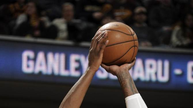 Miles makes 10 3s as Cavaliers beat 76ers 111-93