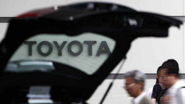 Toyota Makes Legal Troubles Go Away for $1 Billion