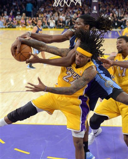 Lakers outlast Nuggets 96-87 in thrilling Game 7