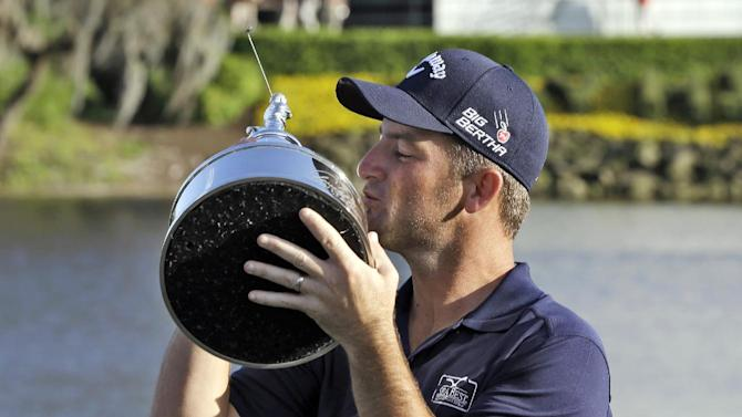 Every rallies to beat Scott and earn Masters spot