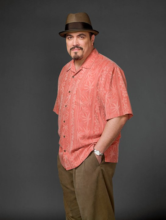 "David Zayas as Angel in ""Dexter."""