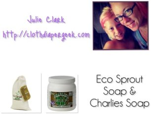 Eco Sprout Soap and Charlies Soap