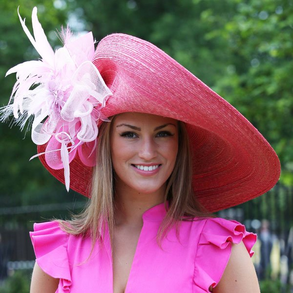 Amy Willerton at Royal Ascot Ladies Day