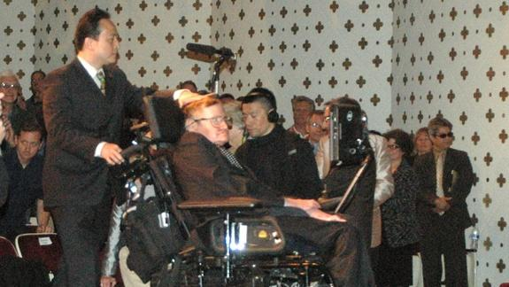Big Bang Didn't Need God, Stephen Hawking Says