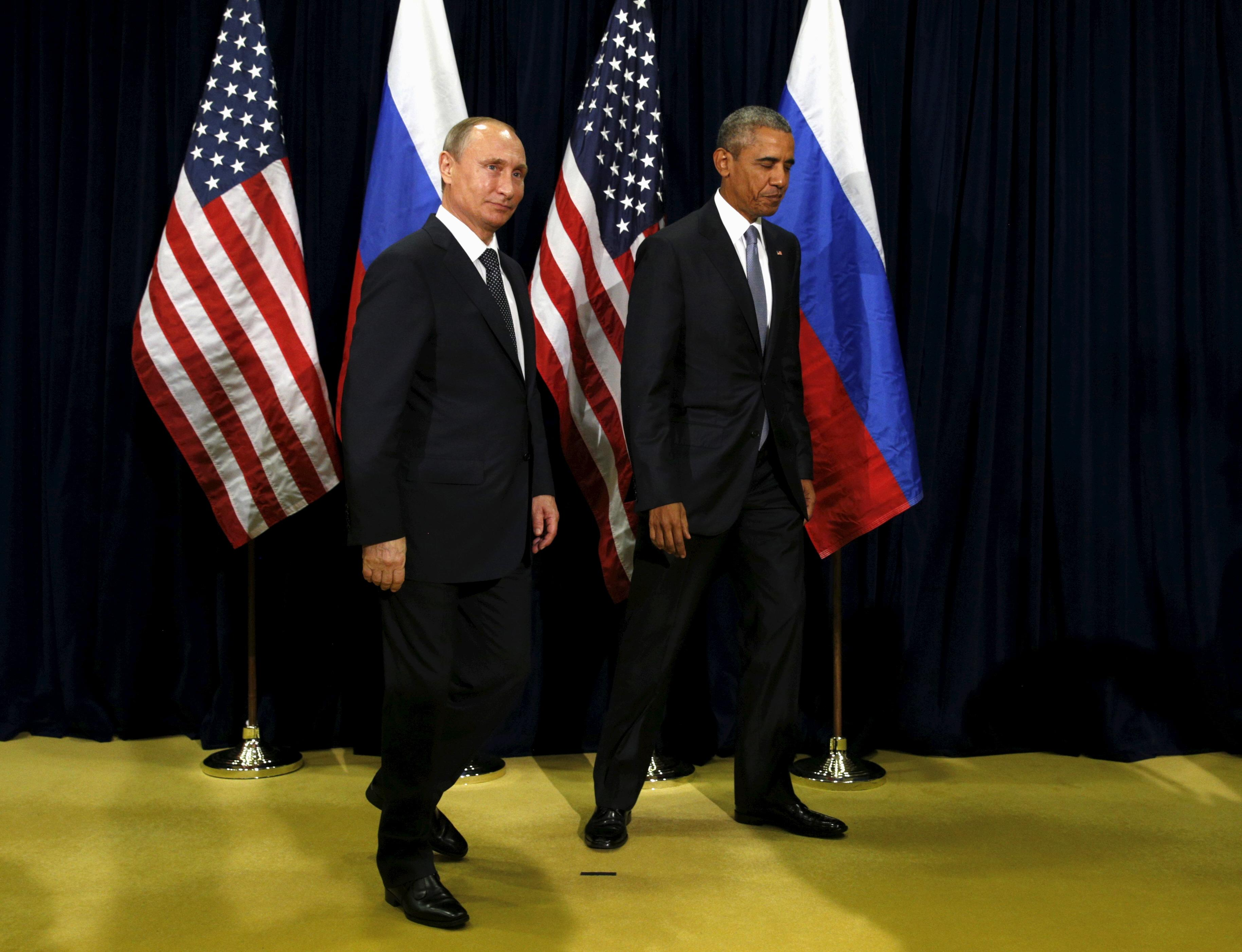 'This is victory as far as they're concerned': Obama could be wrong about Putin's big moves in Syria