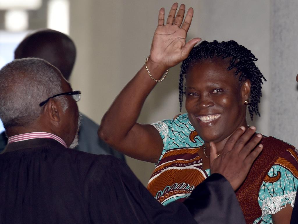 Ivory Coast prosecutors seek decade jail term for Simone Gbagbo