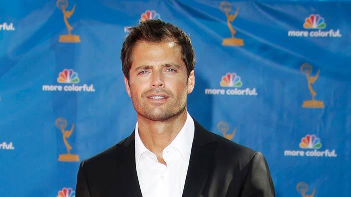 David Charvet Emmy Awards