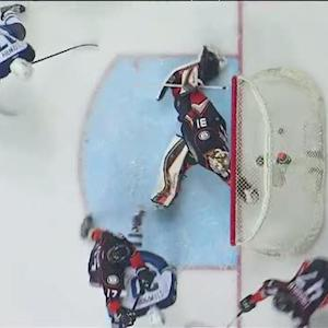 Pardy buries wraparound past Andersen