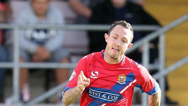 Rhys Murphy was on target again for Dagenham and Redbridge in their draw at AFC Wimbledon