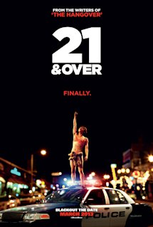 Poster of 21 and Over