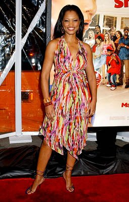 Garcelle Beauvais-Nilon at the LA premiere of MGM's Beauty Shop