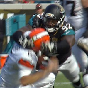 Mayock's Slant: Jaguars defense vs. Browns