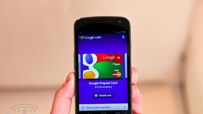 Google Wallet updated to support all major credit and debit cards