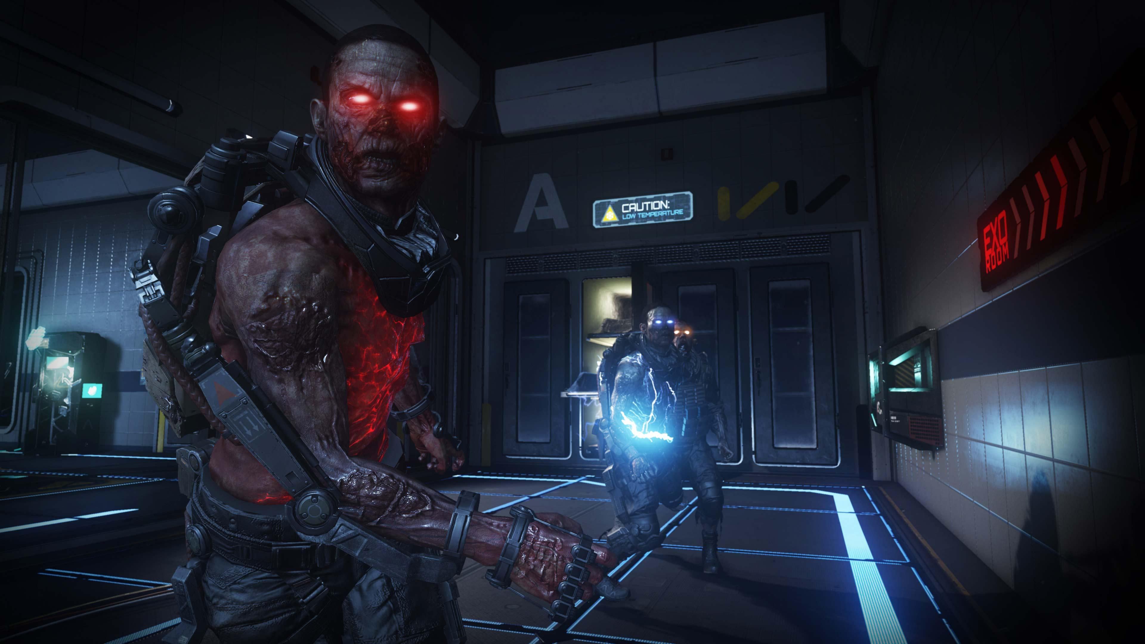 Watch Call of Duty: Advanced Warfare's Next DLC in Action