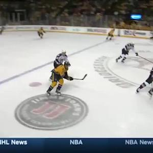 Colorado Avalanche at Nashville Predators - 01/27/2015
