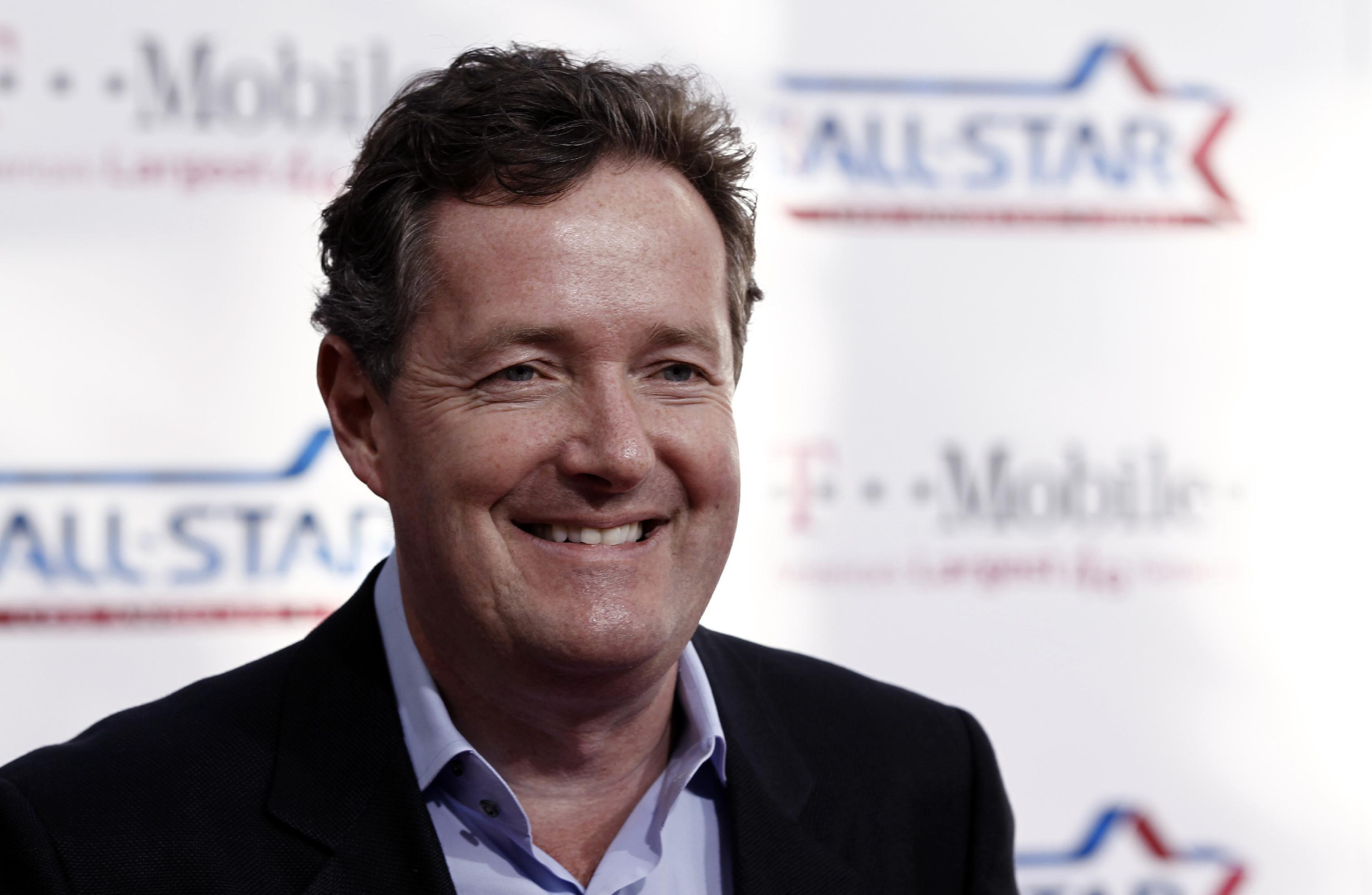 Piers Morgan quizzed by police over tabloid phone hacking