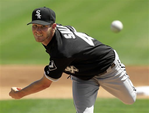 Sale impressive as White Sox top Dodgers 3-1