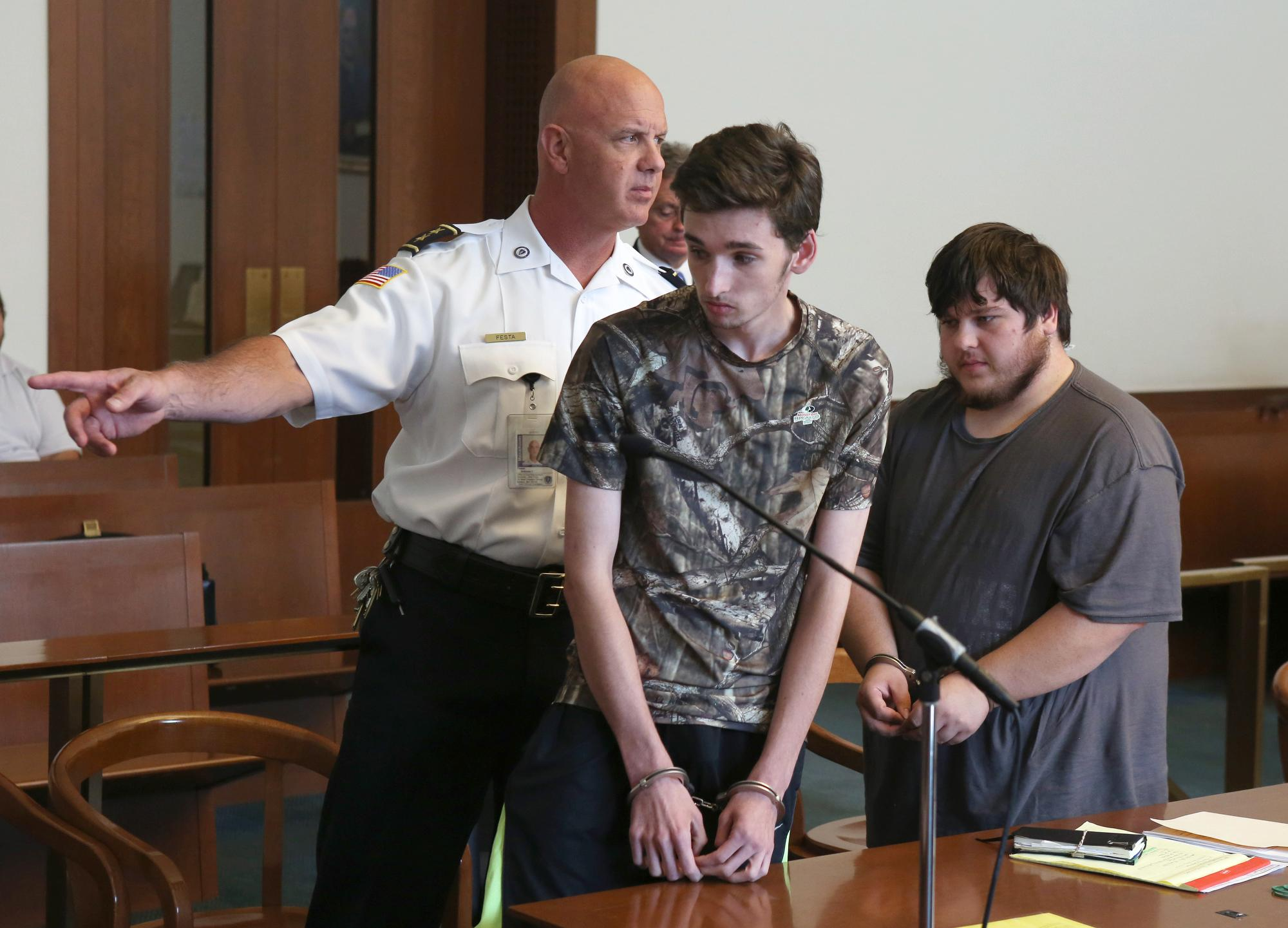 Men accused of threatening Pokemon championships denied bail