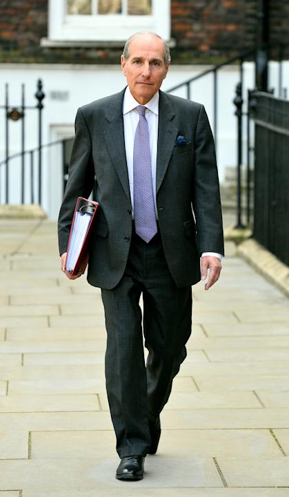 Lord Justice John Goldring Ahead Of Presiding As Coroner In New Hillsborough Inquest