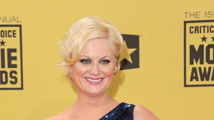 Poehler Amy Critics Choice Aw