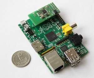 Raspberry Pi Now Adds Z-Wave Home Control Through Simple Plug-In Module