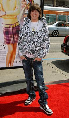 Mitchell Musso at the Los Angeles premiere of Warner Bros. Pictures' Nancy Drew