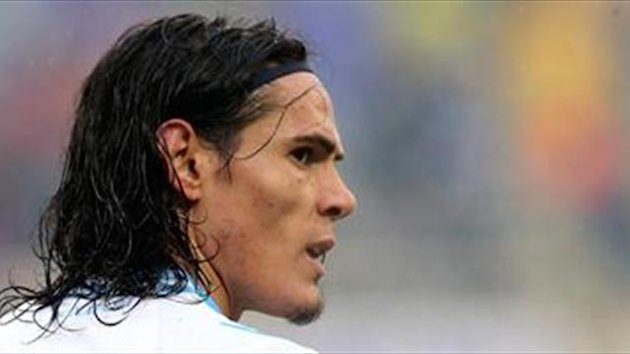 Cavani 'dreamed of Barca, Madrid'