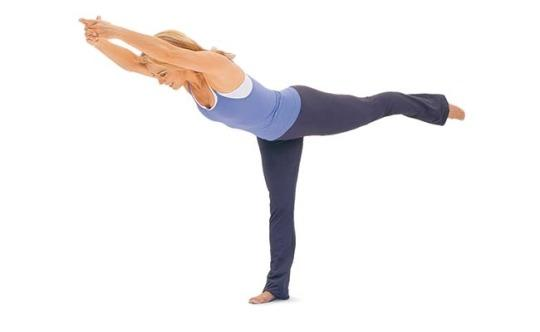 3 Yoga Moves For A Better Butt