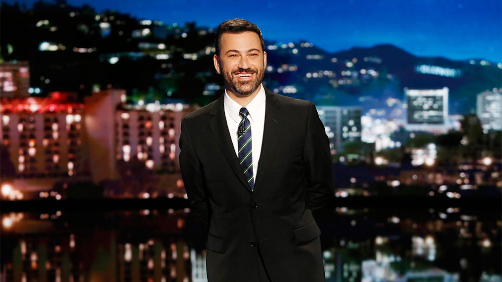 Jimmy Kimmel to Guest on Stephen Colbert's 'Late Show'
