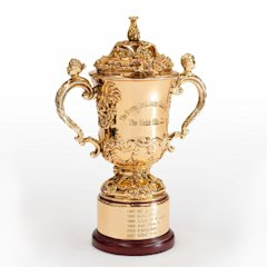 RUGBY World Cup Trophy 2011