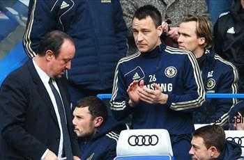 Hazard and Terry in doubt for Europa League final after injuries against Aston Villa