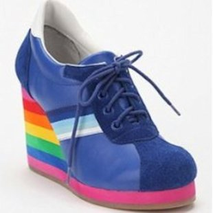 Jeffrey Campbell Rainbow