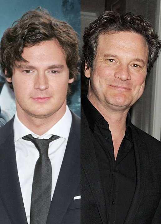 Benjamin Walker Colin Firth