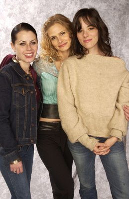 Fairuza Balk, Kyra Sedgwick and Parker Posey