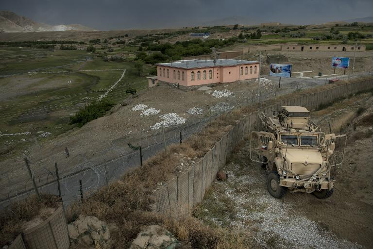 US transfers 12 detainees out of Afghan prison