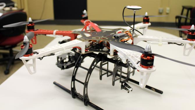 Drone use highlights questions for journalists