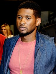 Report: Usher's Stepson Declared Brain Dead After Lake Accident