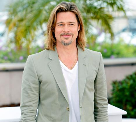 Brad Pitt Says He Can't Remember Faces, Thinks He Suffers From Prosopagnosia