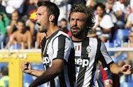 Mirko Vucinic hails Juventus&#39; never-say-die attitude