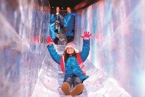 The Country's 'Coolest' Holiday Attraction Returns to Gaylord Hotels