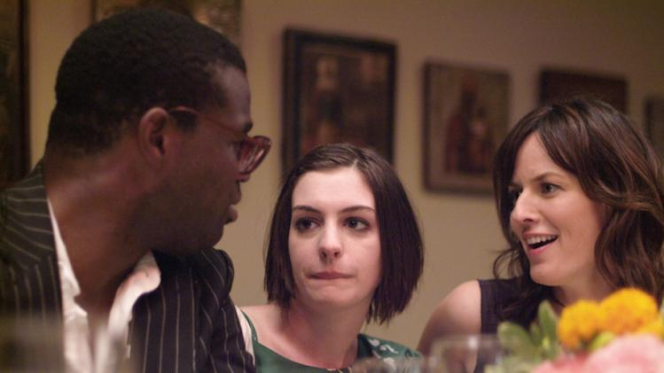 Anne Hathaway Tunde Adebimpe Rosemarie DeWitt Rachel Getting Married Production Stills Sony Pictures Classics 2008