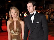 Aaron Johnson is married