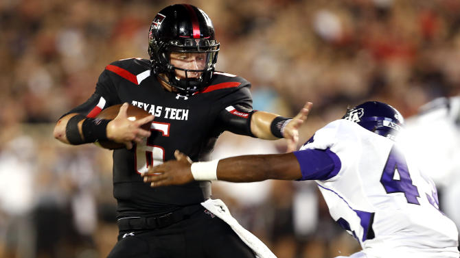 TCU had strange trip last time at Texas Tech