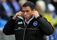 Gus Poyet feels Brighton were lacking a 'special moment' against Birmingham
